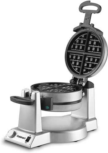 cuisinart waf f20 double belgian waffle maker